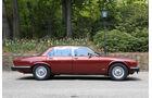 Jaguar XJ, Seitenansicht