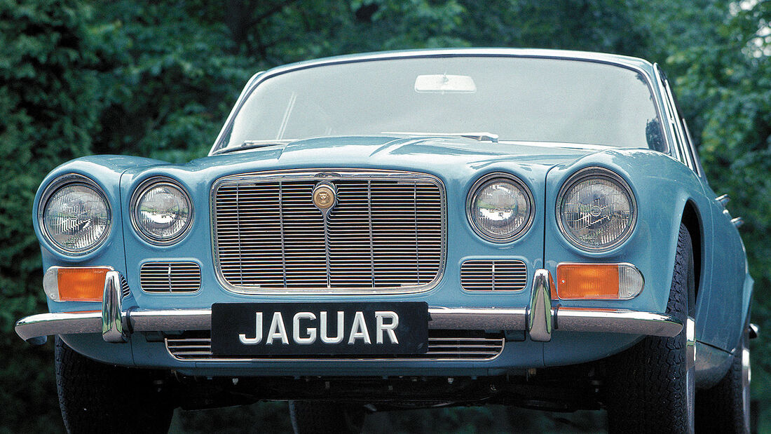 Jaguar XJ Series 1