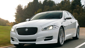 Jaguar XJ Sport-Pack, Speed-Pack