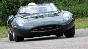 Jaguar XJ13 Re-Creation