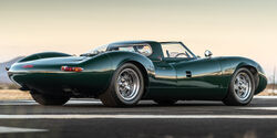 Jaguar XJ13 Replika