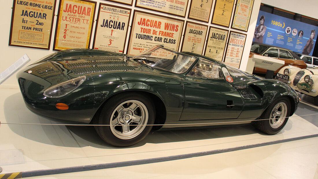 Jaguar XJ13 im British Motor Museum