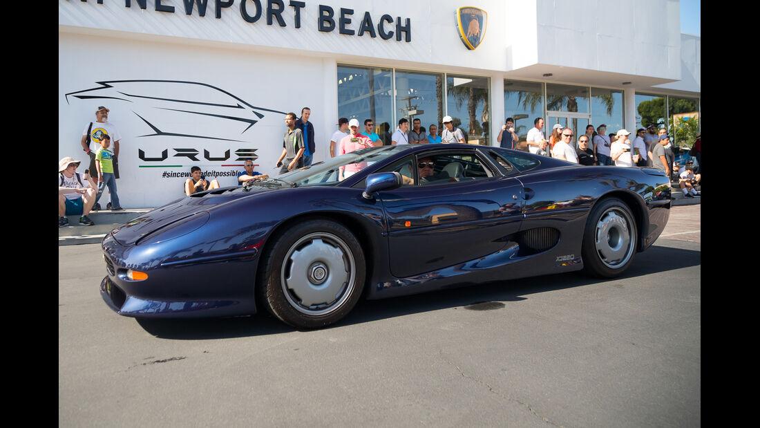 Jaguar XJ220 - Newport Beach Supercar Show 2018