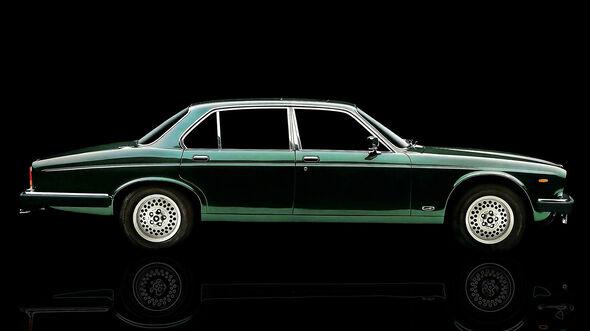 Jaguar XJ6 4.2, Typenbezeichnung