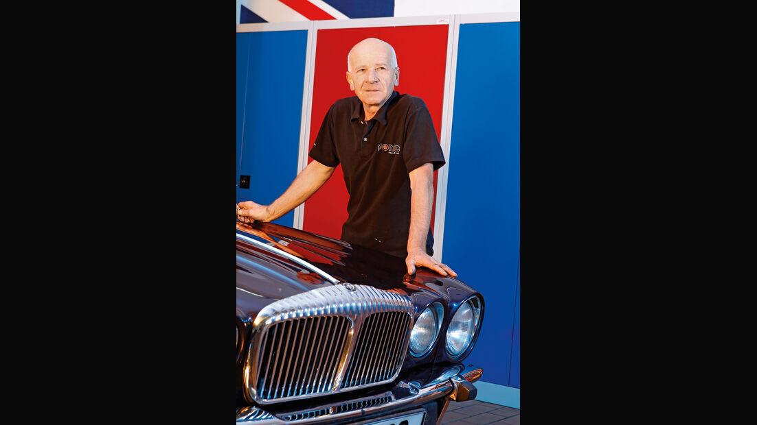 Jaguar XJ6, Theo Rist
