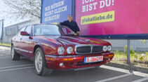 Jaguar XJ8 3.2, Exterieur