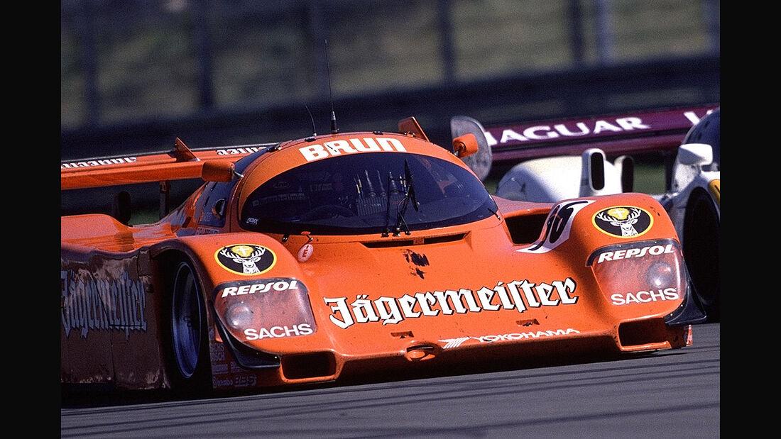 Jaguar XJR 11 1989 Jägermeister Racing