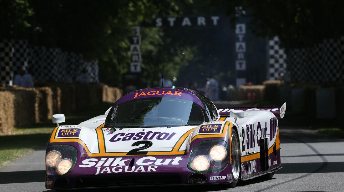 Jaguar XJR9 - Goodwood 2013