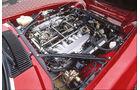 Jaguar XJS Cabrio, Motor