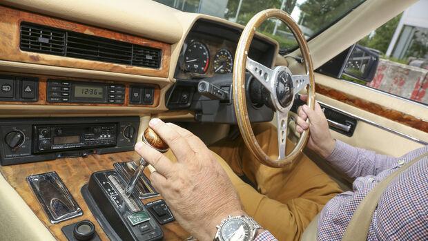 Jaguar XJS Rechtlenker