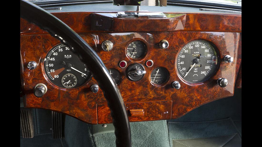 Jaguar XK 120 Fixed Head Coupé (FHC, 1951)