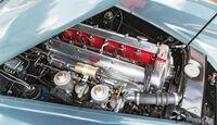 Jaguar XK 140, Motor