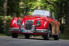 Jaguar XK 150 S OTS, Frontansicht