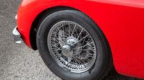 Jaguar XK 150 S OTS, Rad, Felge