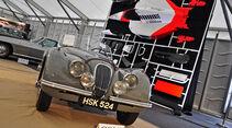 Jaguar XK und McLaren MP4/6 Bausatz