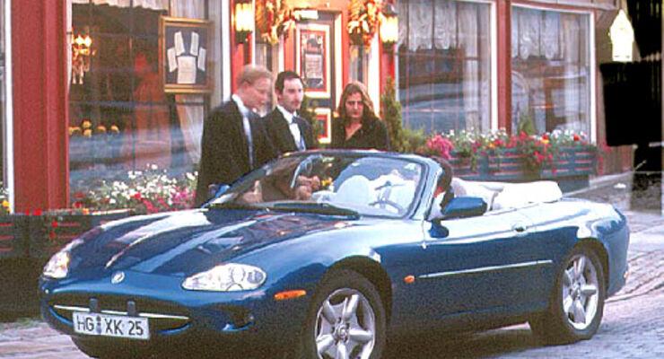 Jaguar XK8-Cabriolet