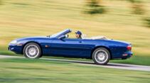 Jaguar XK8, Cabriolet