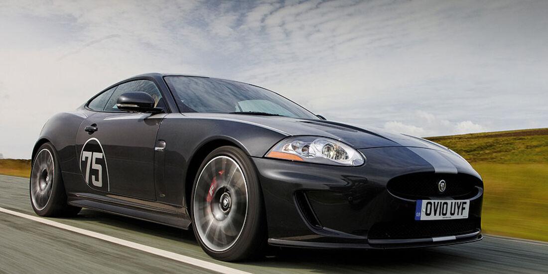 Jaguar XKR 75