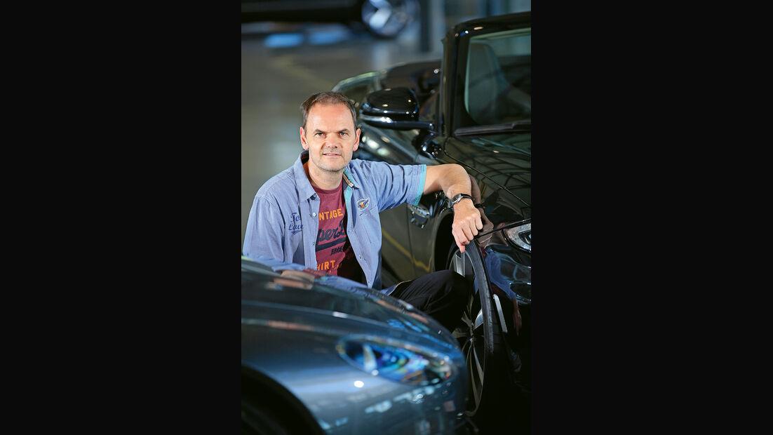 Jaguar XKR, Frank Mühling