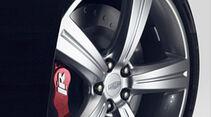 Jaguar XKR Portfolio Bremsscheibe