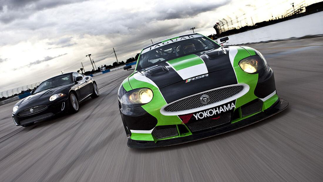 Jaguar XKR RSR