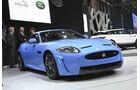 Jaguar XKR-S, Bremsanlage