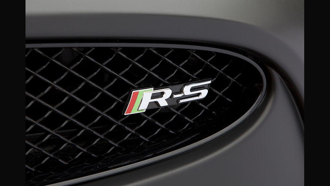 Jaguar XKR-S Cabrio, Grill