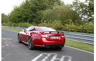 Jaguar XKR-S Coupe, Heck, Rückansicht