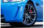 Jaguar XKR-S, Felge, Vorderrad