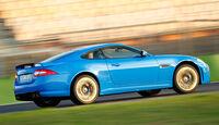 Jaguar XKR-S, Seite