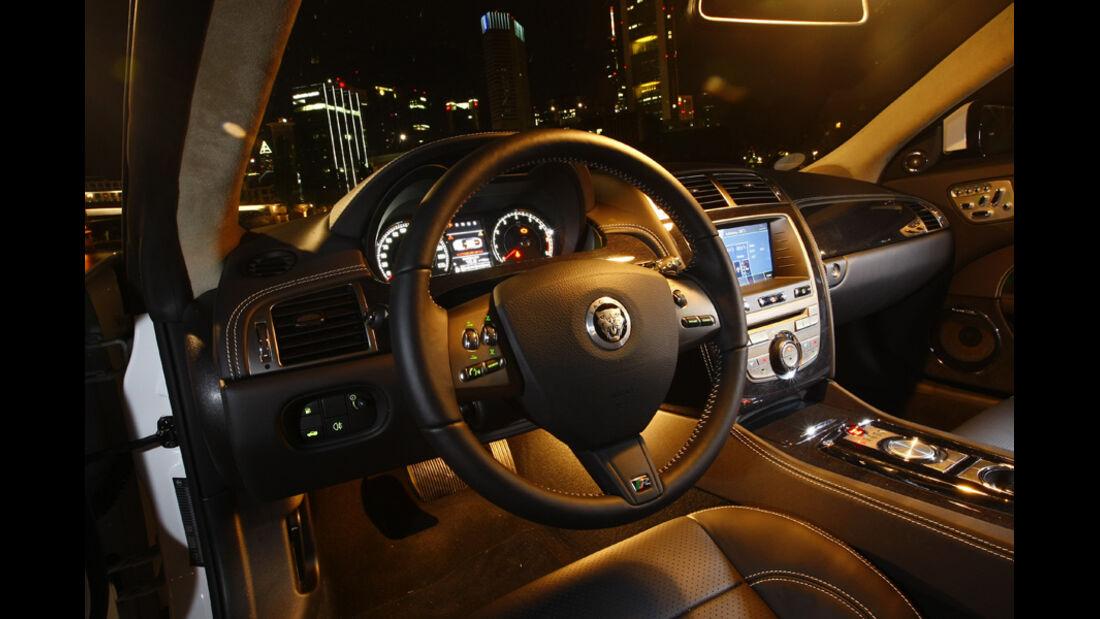 Jaguar XKR Speed Pack Cockpit