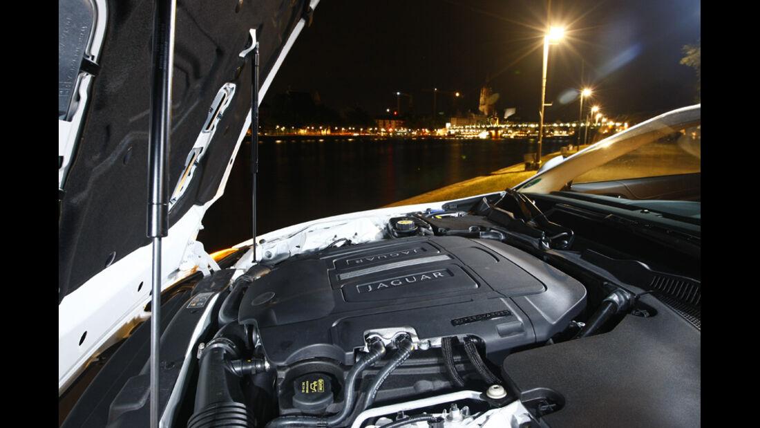 Jaguar XKR Speed Pack Motor