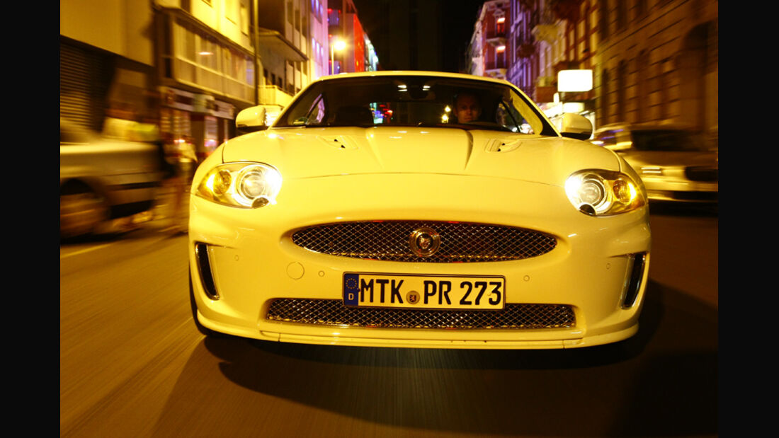 Jaguar XKR Speed Pack