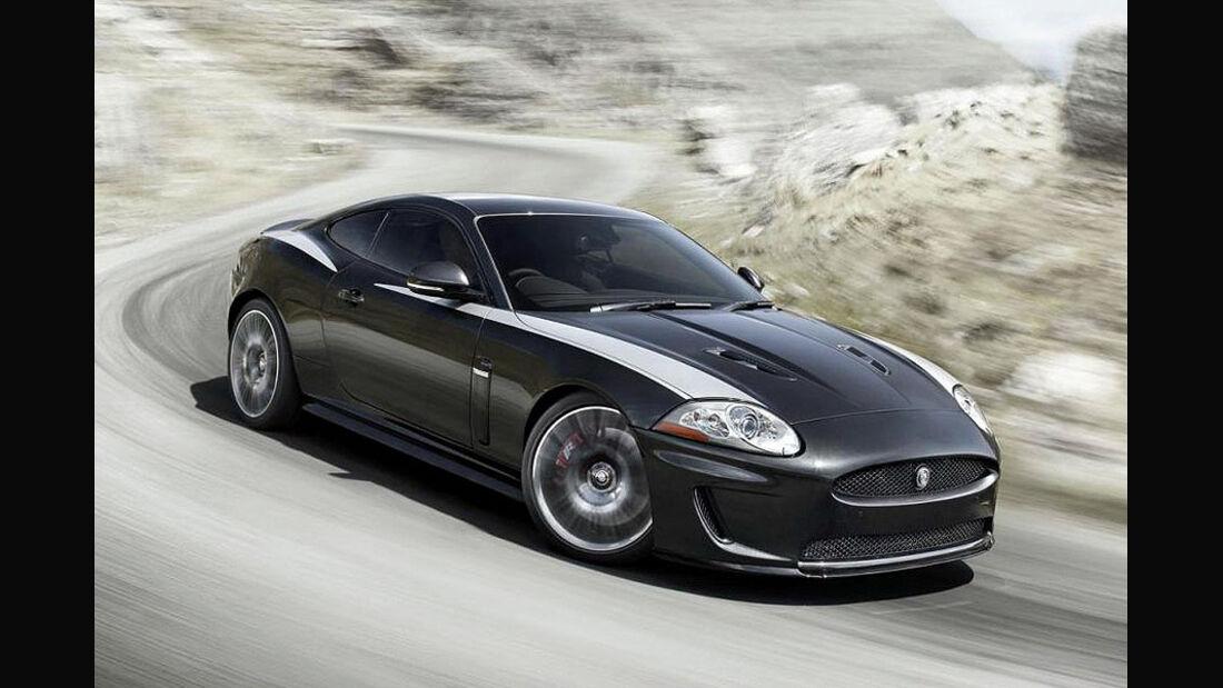 Jaguar XKR75