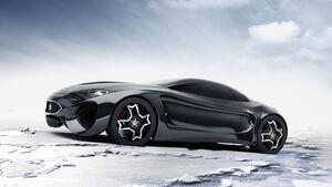 Jaguar XKX, Designstudie