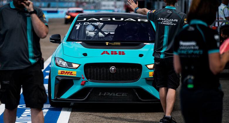 Jaguar eTrophy