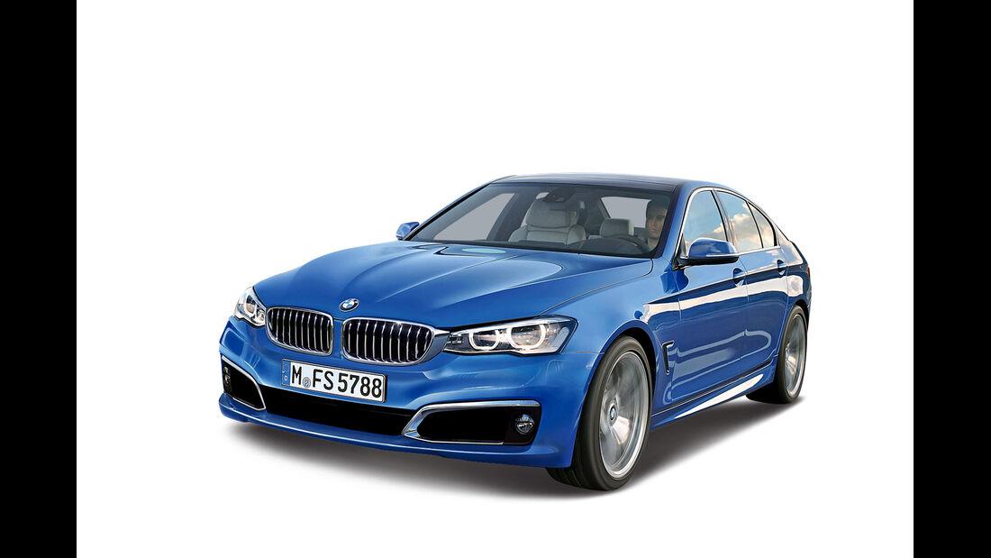 Jaguar gegen BMW, ams0515