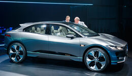 Jaguar i-Pace Messe