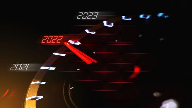 Jahr 2022