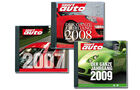 Jahrgangs CD 2009 2008 2007 sport auto