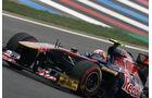 Jaime Alguersuari  - Formel 1 - GP Korea - 15. Oktober 2011