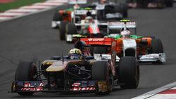 Jaime Alguersuari - Formel 1 - GP Korea - 16. Oktober 2011