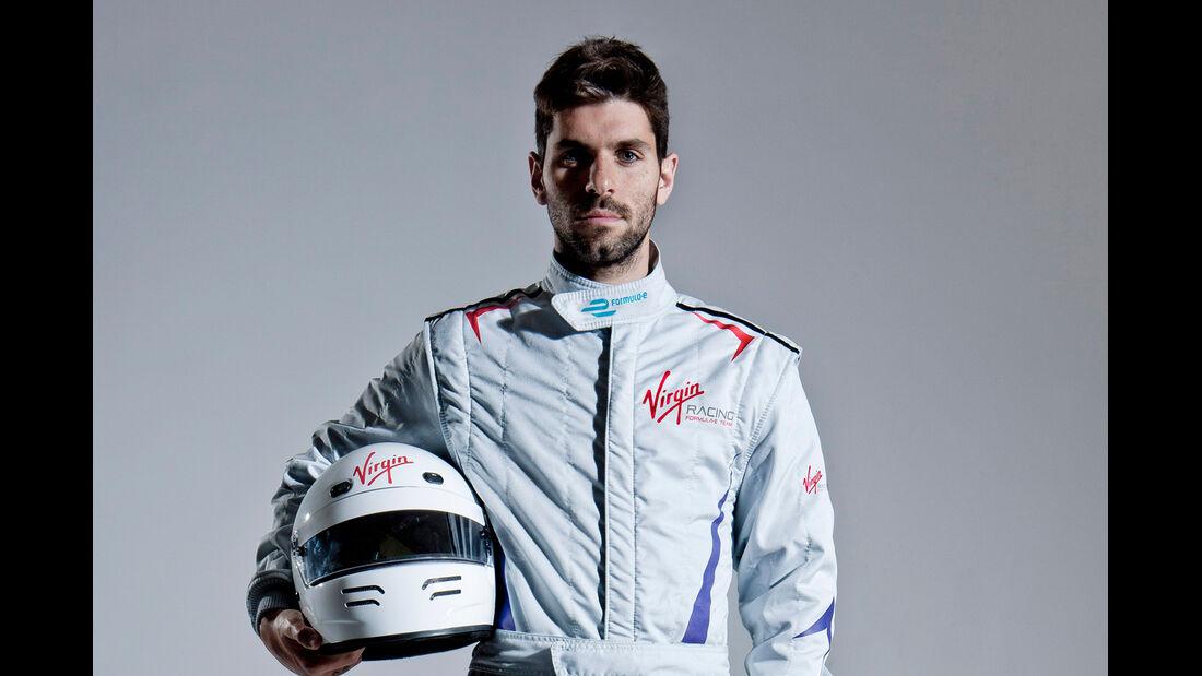 Jaime Alguersuari - Formel E 2014