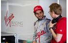Jaime Alguersuari - Formel E-Test - Donington - 07/2014