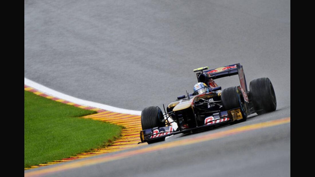 Jaime Alguersuari - GP Belgien - Qualifying - 27.8.2011
