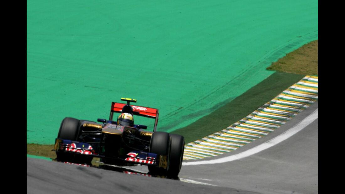 Jaime Alguersuari - GP Brasilien - 26. November 2011