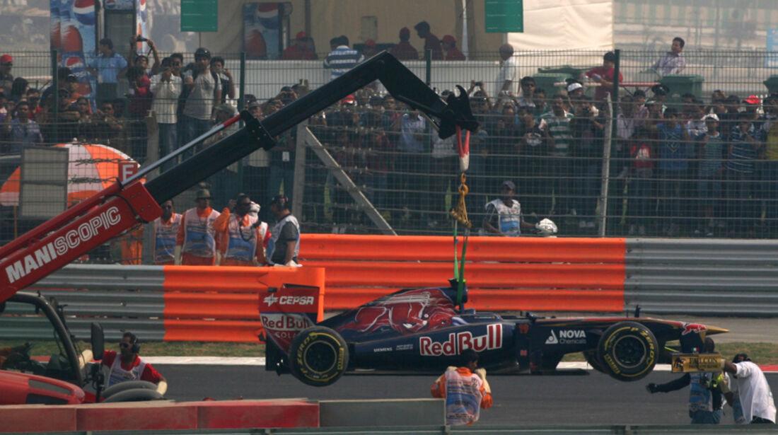 Jaime Alguersuari - GP Indien - Training - 28.10.2011