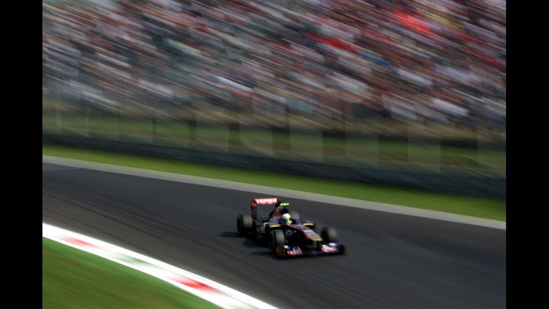 Jaime Alguersuari - GP Italien - Monza - 10. September 2011