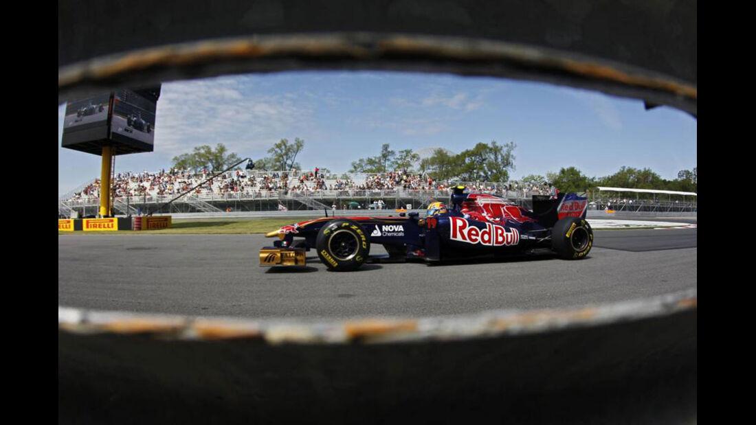 Jaime Alguersuari - GP Kanada 2011