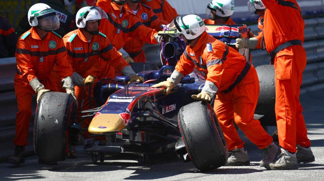 Jaime Alguersuari GP Monaco 2011